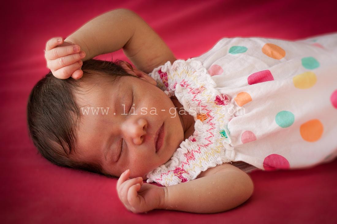 newbarn baby photo shoot