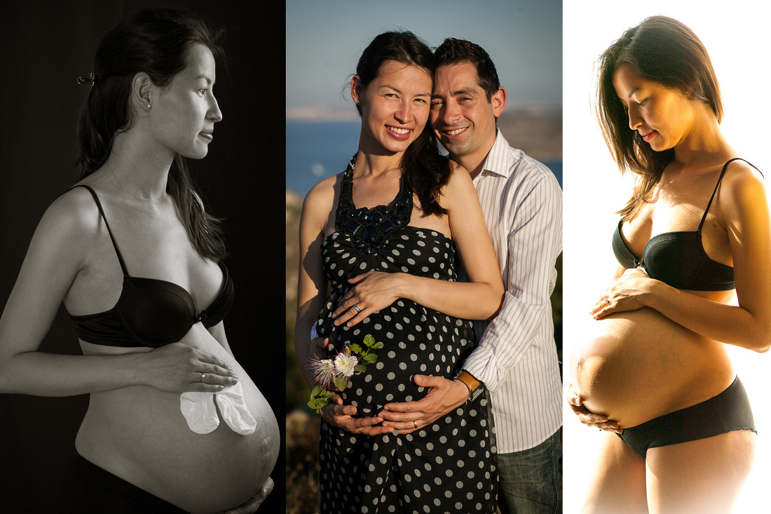pregnancy and pregnancy couple shoot